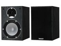 Tannoy Mercury 7.2 Black Bookshelf Speakers (pair)