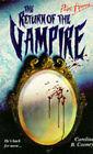 The Return of the Vampire by Caroline B. Cooney (Paperback, 1992)
