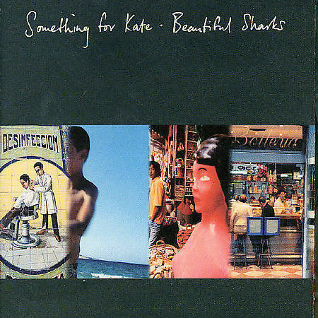 1 of 1 - Beautiful Sharks by Something for Kate (CD, Jun-1999, Murmur Records)