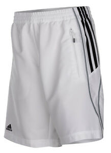 adidas-Damen-Shorts-weiss-Trainingshose-Sporthose-Gr-XS-S-M-L-XL