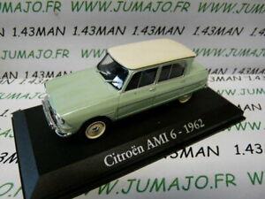 RBA2M-voiture-1-43-RBA-Italie-IXO-CITROEN-AMI-6-1962-vert-pale