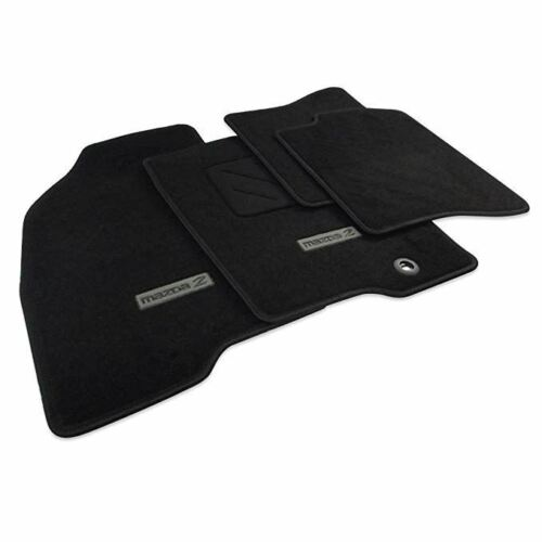 Genuine Mazda 2 2005-2007 Floor Mats Standard For Vehicles With Mt