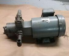 Nippon Oil Pump TOP-216 HWM Trochoid Pump