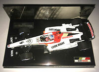 Minichamps F1 1/43 BAR HONDA 2004 SHOWCAR Jenson BUTTON - B.A.R. Limited Edition