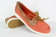 d666133b9a30 item 1 Sperry Top Sider Women's Oasis Loft Boat Shoes Size 11m Coral Canvas  STS81920 -Sperry Top Sider Women's Oasis Loft Boat Shoes Size 11m Coral  Canvas ...