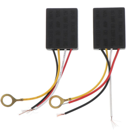 3 Way Desk light Parts Touch Control Sensor Dimmer For Bulbs Lamp Switch 1A ZF