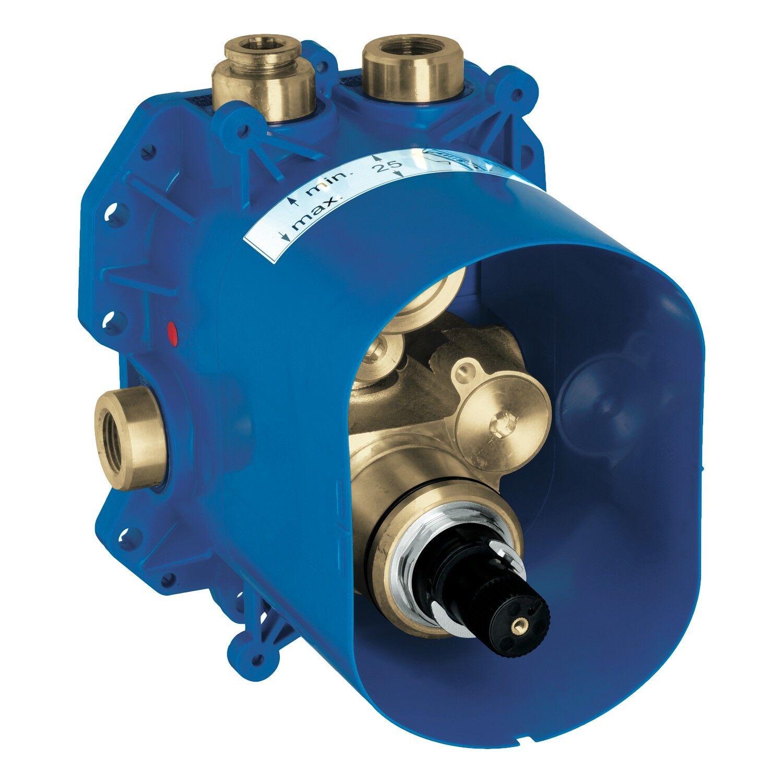 GROHE Unterputz Thermostat Einbaukörper Rapido T für Thermostat Dusche Wanne Uni