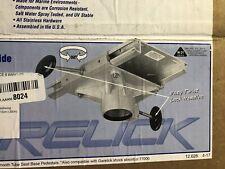 "Garelick 75016:01 7/"" X 7/"" Seat Swivels USA Made 15463"