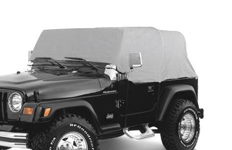 Water Resistant Cab Cover for Jeep CJ7 1976-1986 Smittybilt 1159