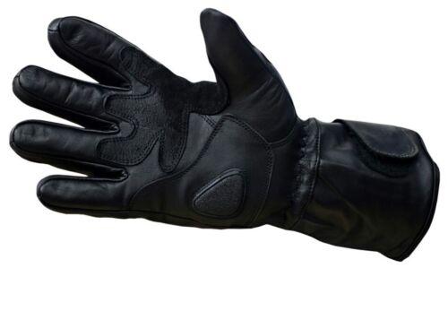 Motorbike Motorcycle Gloves Carbon Knuckle Protection Thermal Waterproof Winter