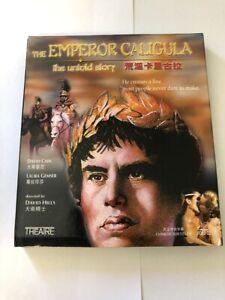 Emperor Caligula The Untold Story Hong Kong Video Cd English Chinese Sub Ebay