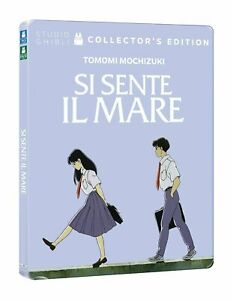 Si-Sente-Il-Mare-Collector-039-s-Edition-Blu-Ray-Dvd-SteelBook-Nuovo