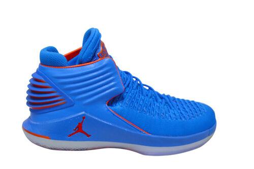 Xxxii Jordan rare Orange Aa1253400 Air Team Nike Signal Blue ZwESqt
