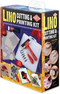 Essdee Lino De Corte /& Impresión Kit 23 piezas