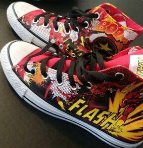 dc comic flash converse shoes Shop Clothing & Shoes Online