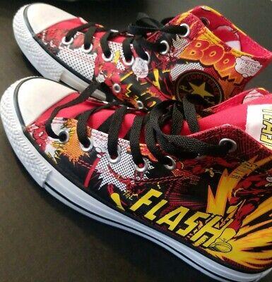 All Star Chuck Taylor DC Comics Shoes