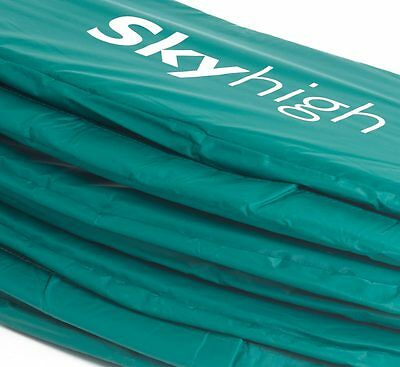 Premium quality Skyhigh trampoline pads. Thick, durable and wide.