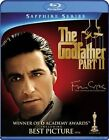 Godfather Part II Sapphire Series 0097360756746 Blu Ray Region a