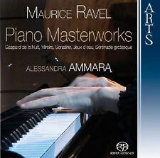 Alessandra Ammara - Piano Masterworks [New SACD]