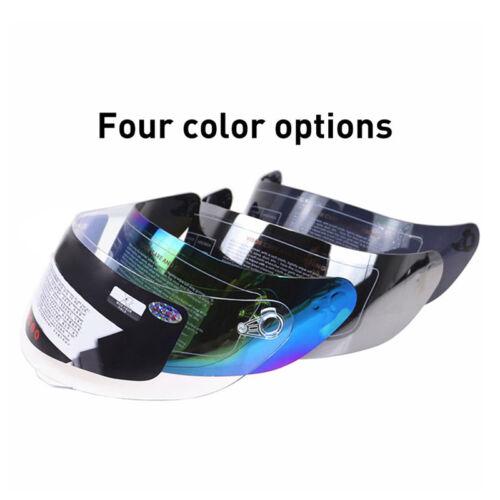 Fit For AGV K1 K3SV K5 Motorcycle Wind Shield Helmet Lens Visor Full Fac Mr