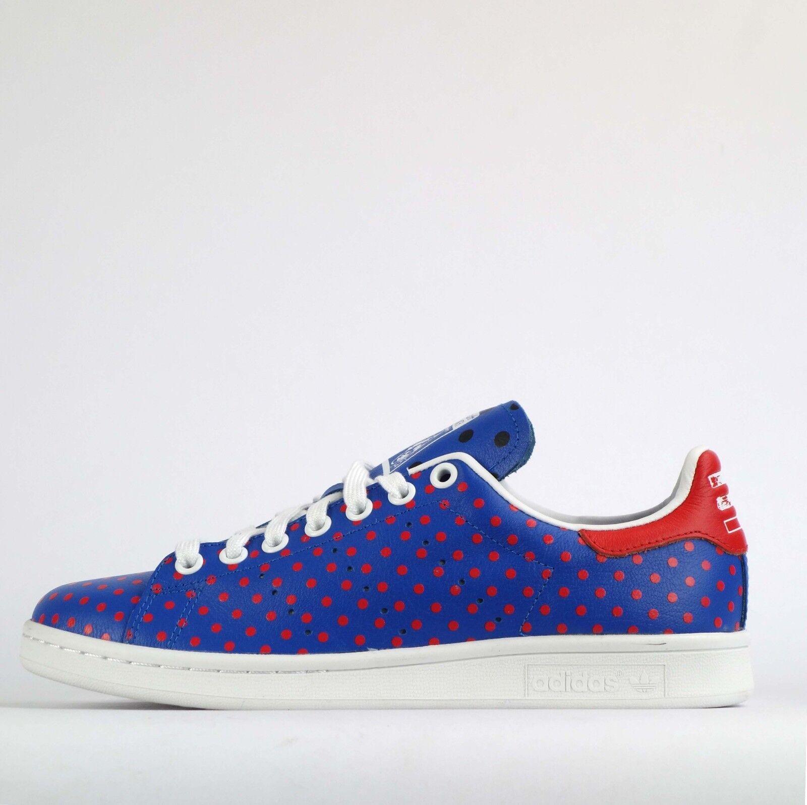 adidas Originals Stan Smith Pharrell Williams SPD Herren Freizeit Schuhe blau