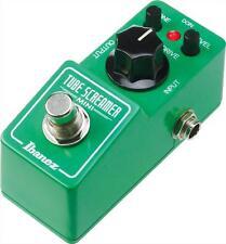 Ibanez TSMINI Tube Screamer Mini Guitar Effects Pedal 100 Genuine Product