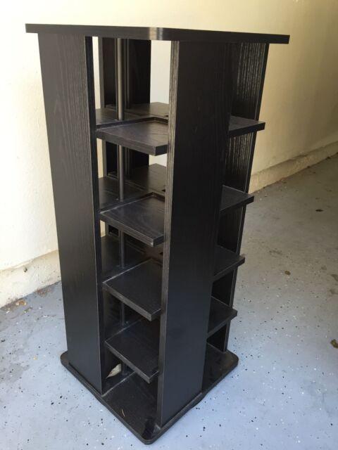 Ikea Gnedby Shelf Unit Cd Stand Case Storage Tower Birch Veneer 80 Tall Pickup For Sale Online Ebay