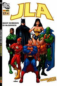 JLA-Justice-League-of-America-ab-2004-Auswahl