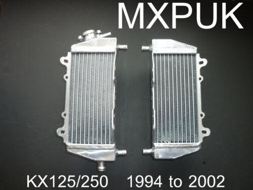 KX250 2000 RADIATORS  Performance Radiators KX 250 00 Radiator rads rad 043