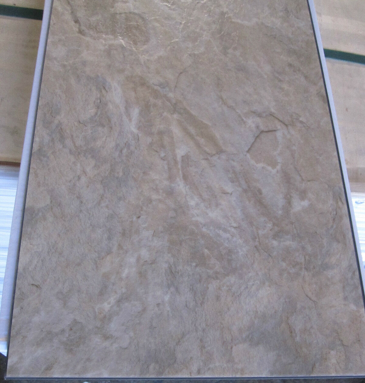 42 m vinyl click pvc fliesen optik marmor parkett laminat restposten topangebot ebay. Black Bedroom Furniture Sets. Home Design Ideas
