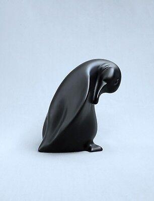 100% De Calidad Superbe Sculpture Canard Ceramique Vintage Noir Lustre Dlg Andre Baud Vallauris Con Una ReputacióN De Larga Data