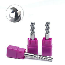 5p 55° 4F 5x13x6x50 Straight Shank Carbide End Mill CNC Alloy Milling Cutter