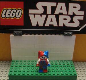 BRAND NEW Lego Harley Quinn Minifigure 76053 DC Comics Superheroes Series