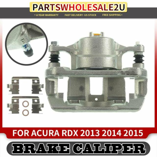 Front Left Driver Brake Caliper W/ Bracket For Acura RDX