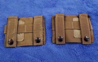 Tan Kbar Adapter Coyote Brown US Military MOLLE K-Bar Adapter New in bag