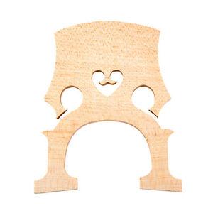 1/4 Cello Bridge. High Quality. Low Cost.