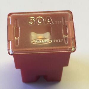 Details about LAND ROVER 50 AMP FUSE RED -#27 on