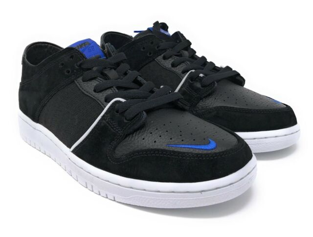 best cheap 16b0c 8f3d9 Nike SB Zoom Dunk Low Pro QS Soulland Fri.day Shoes Mens 10 Black 918288 041