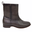 thumbnail 1 - Frye Cara Short Ankle Boot Bootie in Smoke Brown Leather Western Riding Size 9.5