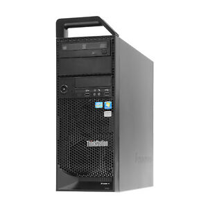 Lenovo-S30-PC-Intel-Xeon-6core-e5-1660-MAX-3-9ghz-GHz-16gb-RAM-Quadro-4000-1tb