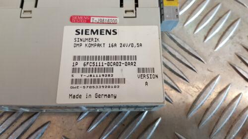 Siemens 6fc5111-0ca02-0aa0 Sinumerik módulo