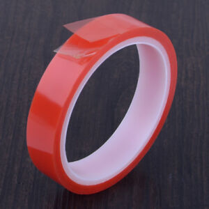 Double Sided Tubular Gluing Tape for Road Bike Bicycle Tires Tyres 5m x 20mm
