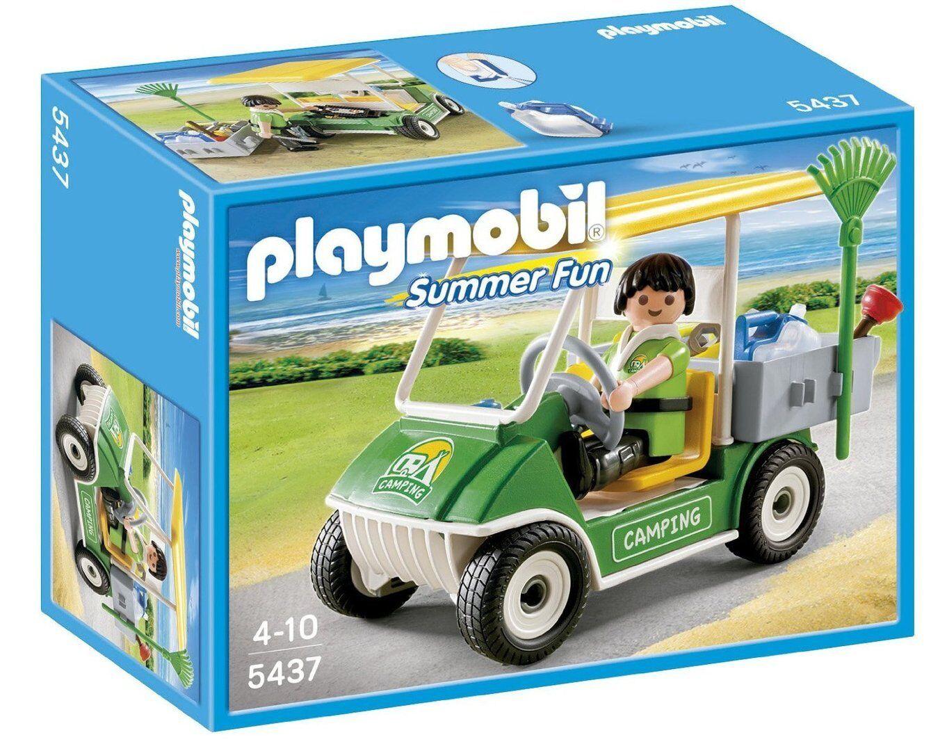 Playmobil 5437 - Carrito de camping - NUEVO