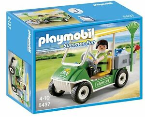 Playmobil 5437 - Camping Cart Nouveau