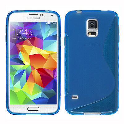 Case Cover TPU Silicone Gel Samsung Galaxy S5 Neo SM-G903F/ LTE-A G906S