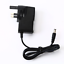 Lithium Battery Charger AC Power Adapter 8.4v 1A For Bicycle Bike Light UK Plug