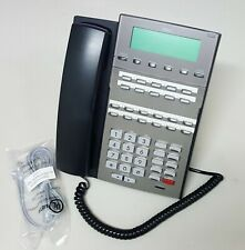 Nec Dsx 22b Display Tel Bk Phone 1090020 Refurb Good Lcd Refurb 1 Year Warranty