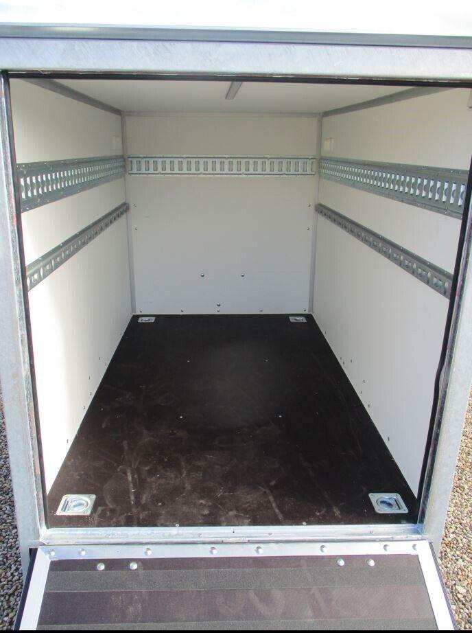 Trailer, BLYSS DB 750 Cargo Blyss DB 750. Kongeaa inter