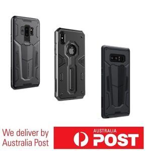 Nillkin-Defender-2-casos-para-iPhone-X-8-8-Plus-y-Samsung-S9-S9-100-Original