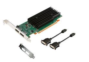 Pny NVIDIA Quadro NVS 295 256MB DDR3 PCIe tarjeta gráfica de video VCQ295NVS-X16-PB